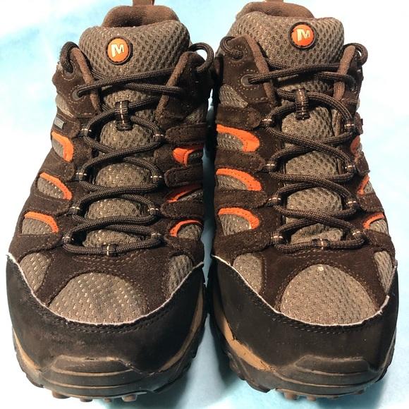 Merrell Evo Gore Tex Men's Size 8 Vibram Hiking Trail